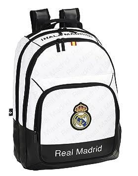 REAL MADRID LUXURY BACKPACK RUCKSACK SPORTS BAG TRAVEL BAG
