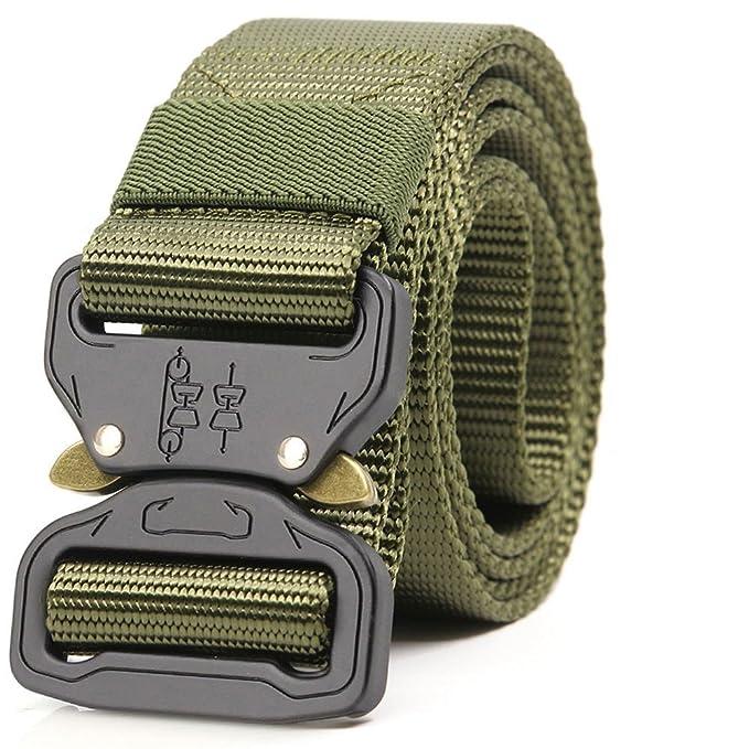 ALAIX Strong Cobra Tactical Belt Heavy-Duty Quick-Release Big and Tall  1.5 quot  22bceb9ed