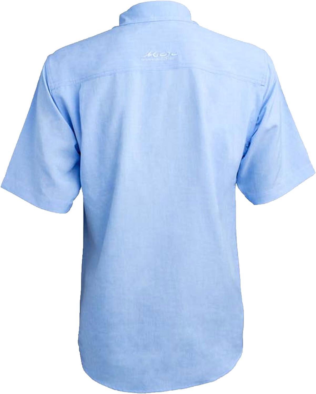 Mojo Sportswear Company Coastal Linen Long Sleeve