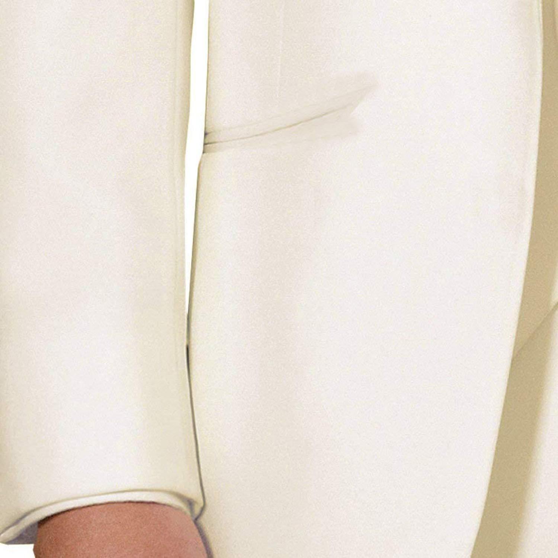 GATMSTZ Mens 3 Pieces Wedding Suit Jacket V-Neck Waistcoat Separate Pants