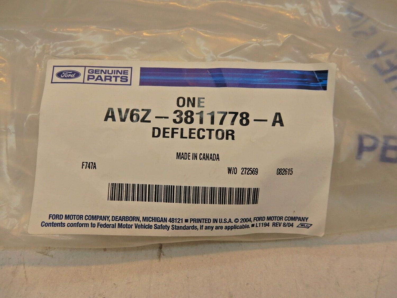 Deflector Air Ford AV6Z3811778A