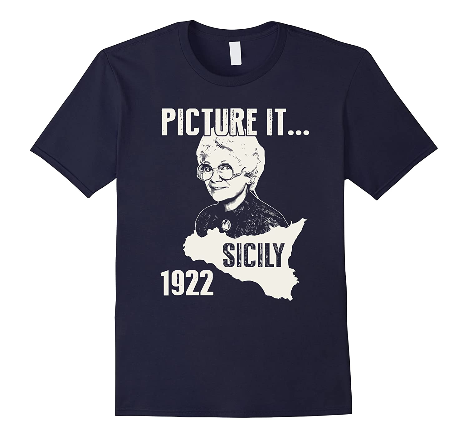 Picture It... Sicily 1922 Graphic T-Shirt-TH