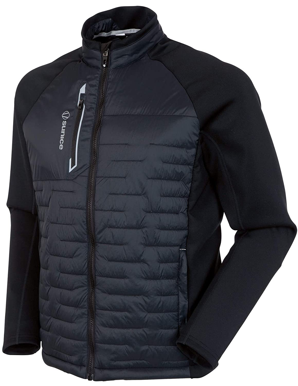 Sunice Golf OUTERWEAR メンズ X-Large Black/Magnesium B07G5J57JY