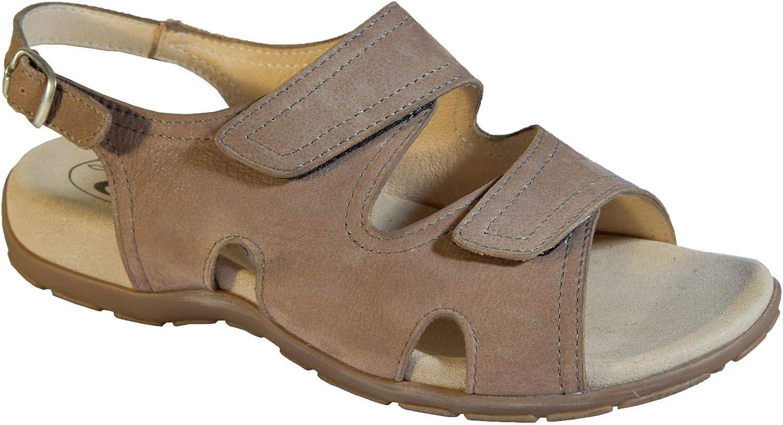 DB Hero Women Wide Fit Sandals 2V (2E