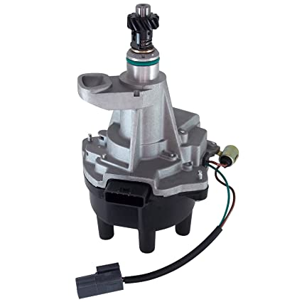 amazon com: ignition distributor for pathfinder frontier xterra quest 3 3l  fits 221001w601 / 22100-1w601: automotive
