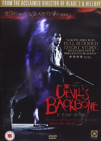 The Devil's Backbone [Reino Unido] [DVD]: Amazon.es
