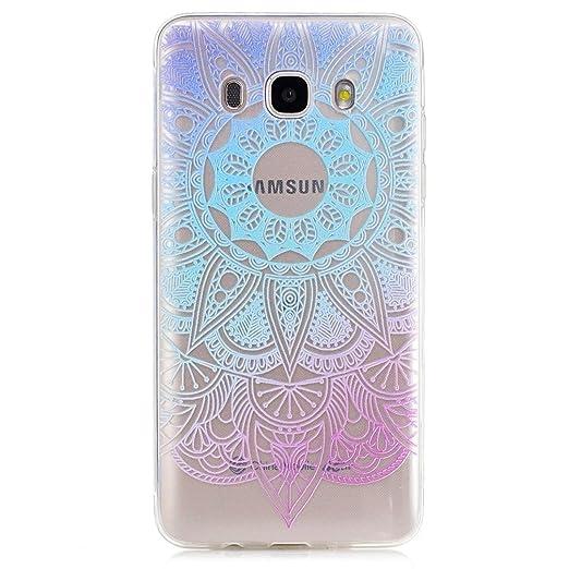 8 opinioni per KSHOP Per Samsung Galaxy J5(2016)J510, Custodia Silicone Morbido Flessibile TPU