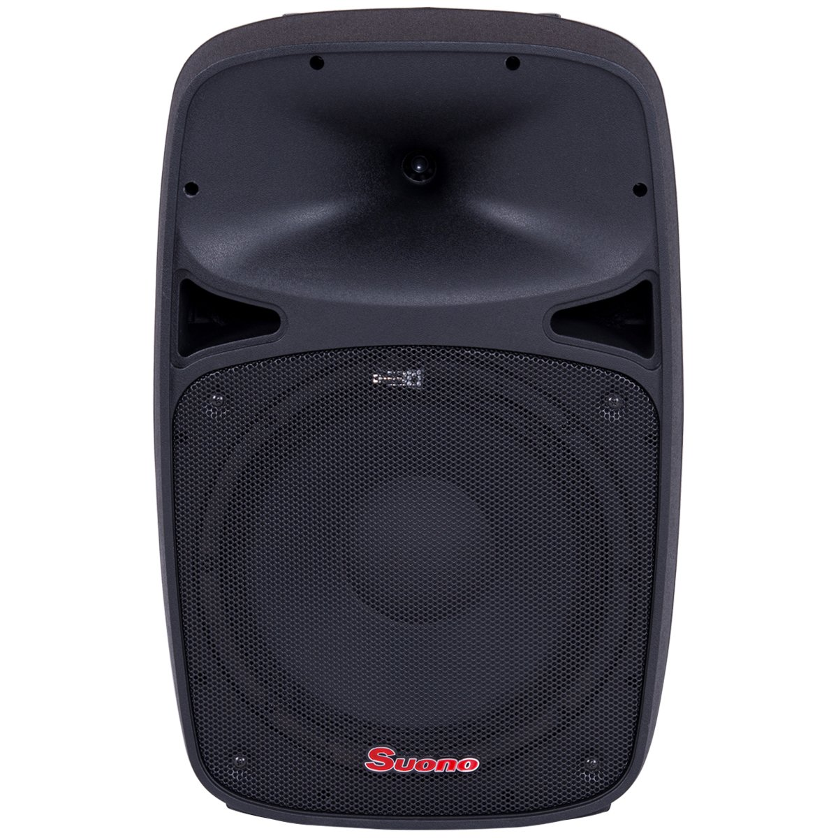 Suono Powered Speaker, 2-Way Portable Professional DJ PA Speaker with Remote Control (15'' 1000W)