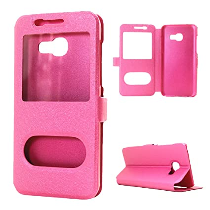Amazon.com: Funda LUSHENG para Samsung Galaxy A3 2017 ...