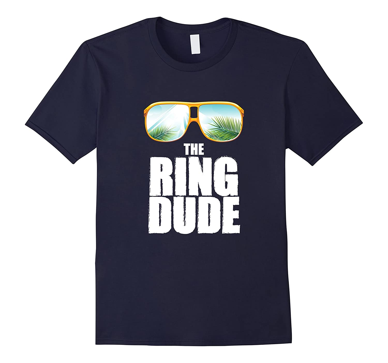 Cute Boy's The Ring Dude Bearer T-Shirt Wedding Party Gift-Newstyleth