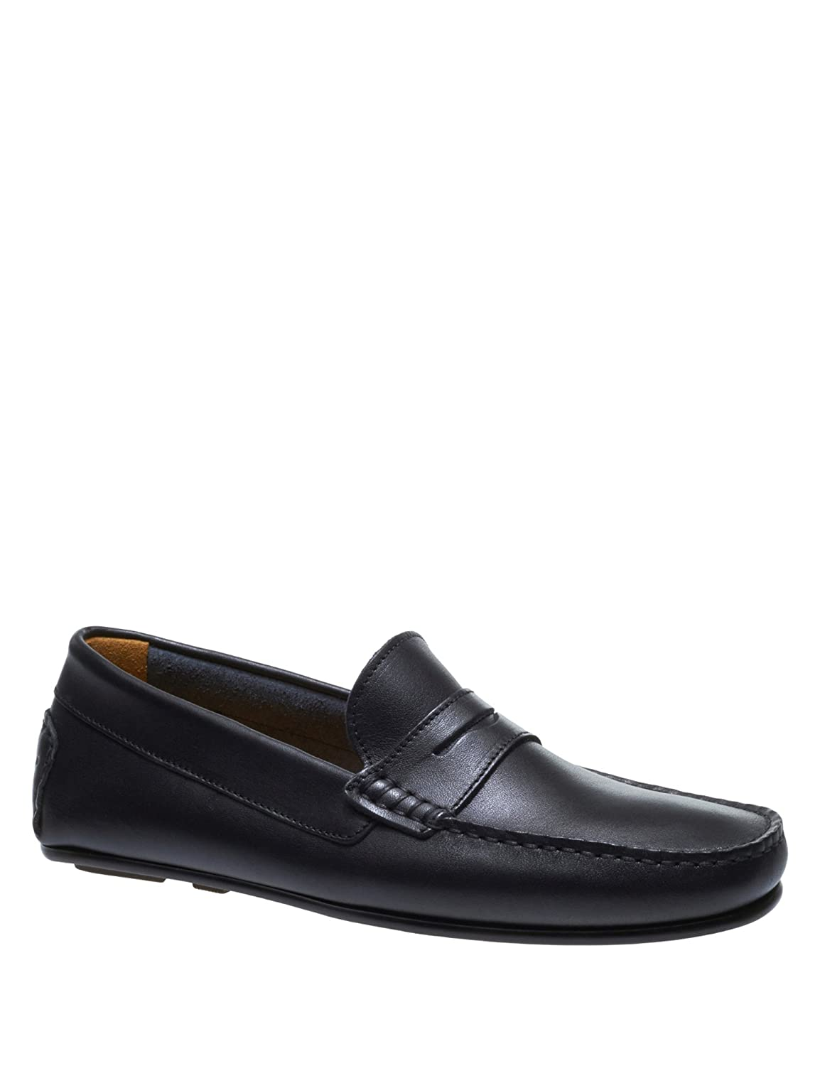 Sebago Men's Tirso Penny Leather Loafers schwarz Leather