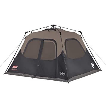Image Unavailable  sc 1 st  Amazon.ca & Coleman 6-Person Instant Cabin Tent: Amazon.ca: Sports u0026 Outdoors