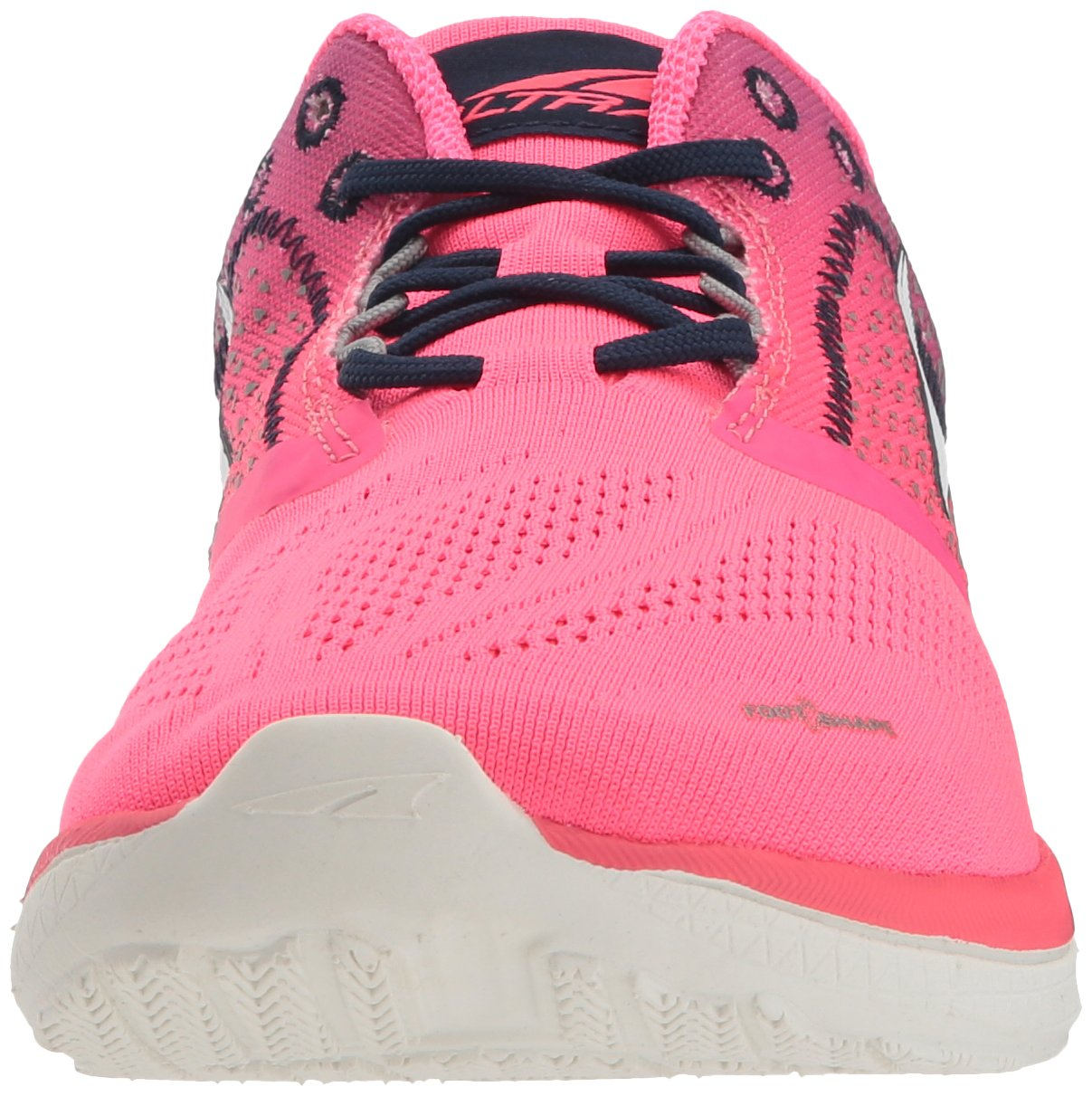 Altra Women's Regular Solstice Sneaker B071JCLR1H 9.5 Regular Women's US|Pink/Blue 220746