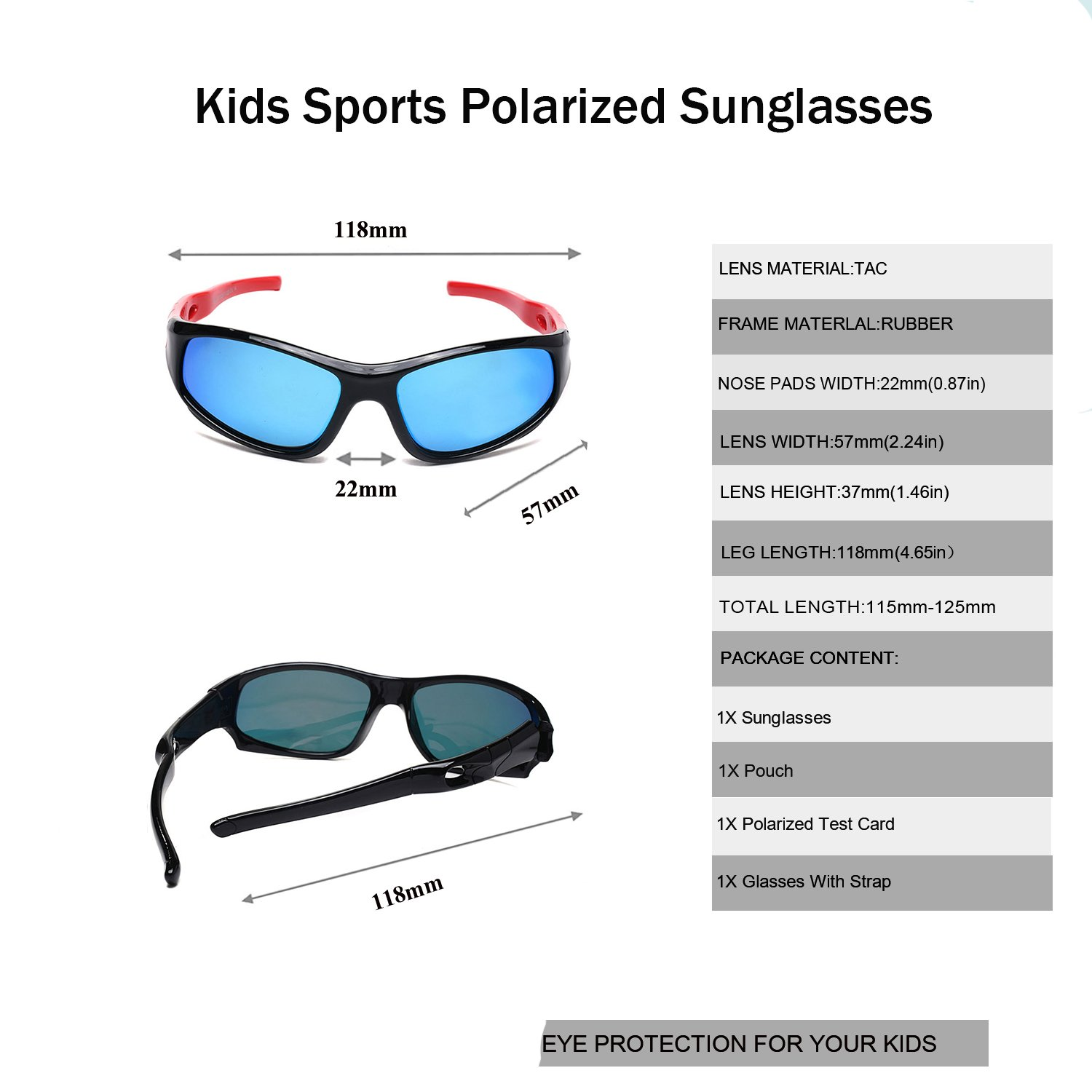 181004a035 Aoduoke sports polarized kids sunglasses for boys girls children mirrored  lens sunglasses with strap jpg 1500x1500