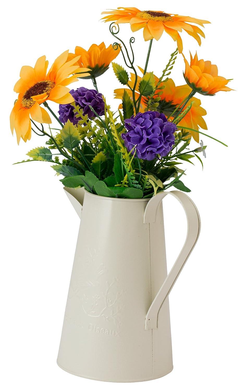 Amazon.com: The Paragon Home Decor - Sunflower Artificial Flower ...