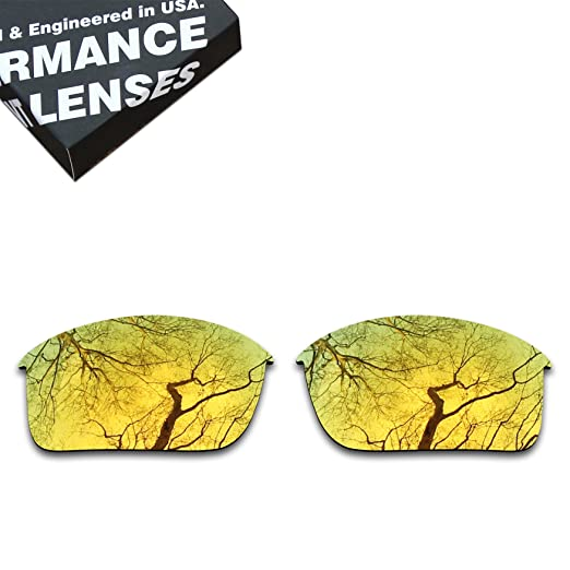 083a3a37fdd Image Unavailable. Image not available for. Color  ToughAsNails Polarized  Lens Replacement for Oakley Bottle Rocket ...