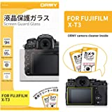 ORMY® Tempered Glass Camera Screen Guard for Sony A7III / A7RIII / A9 / A7SII / A7RII / A7II [Ultra-Thin, High Definition, 9H Hardness]