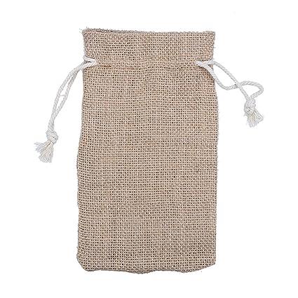 use burlap sacks