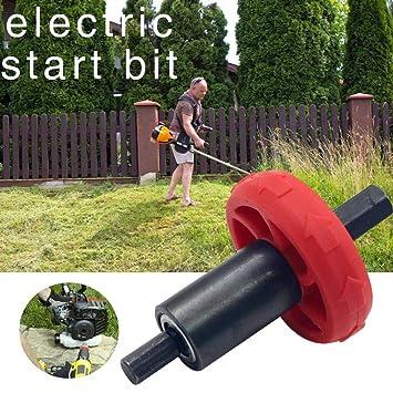 Adaptador de broca de motor eléctrico portátil compatible con ...