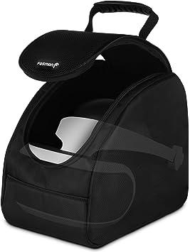 Fosmon Maletín de Transporte PSVR, PS4 VR Auriculares y Accesorios de Viaje Bolsa de Almacenamiento con divisores Ajustables para Playstation 5/4: Amazon.es: Electrónica