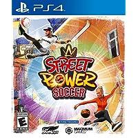 Street Power Soccer (PS4) - PlayStation 4