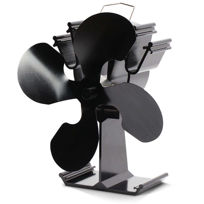 Kenley Ventilador para chimenea funciona sin corriente eléctrica hélices  Flügel