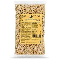 KoRo - Geroosterde en gezouten pindanoten 1kg - Klassiek geroosterde snack met olie en zout in een voordeelverpakking