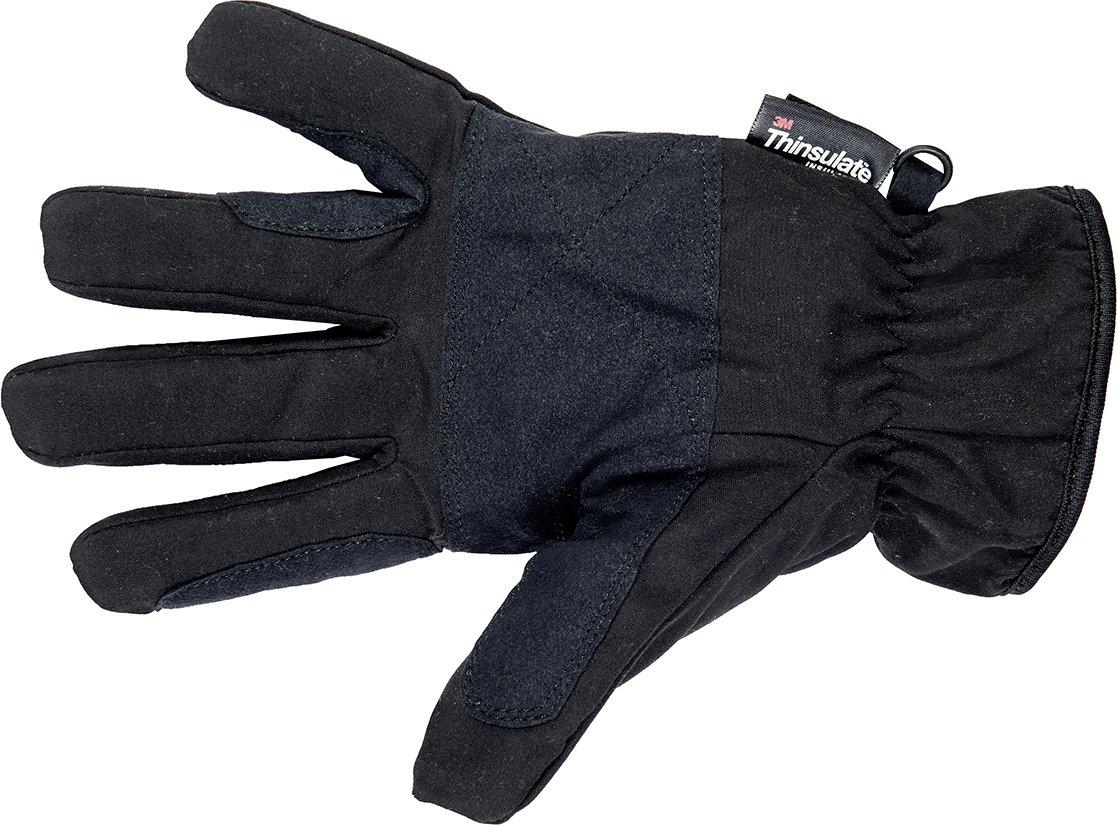 HKM Damen Winter-reithandschuh mit Thinsulatefüllung Handschuhe