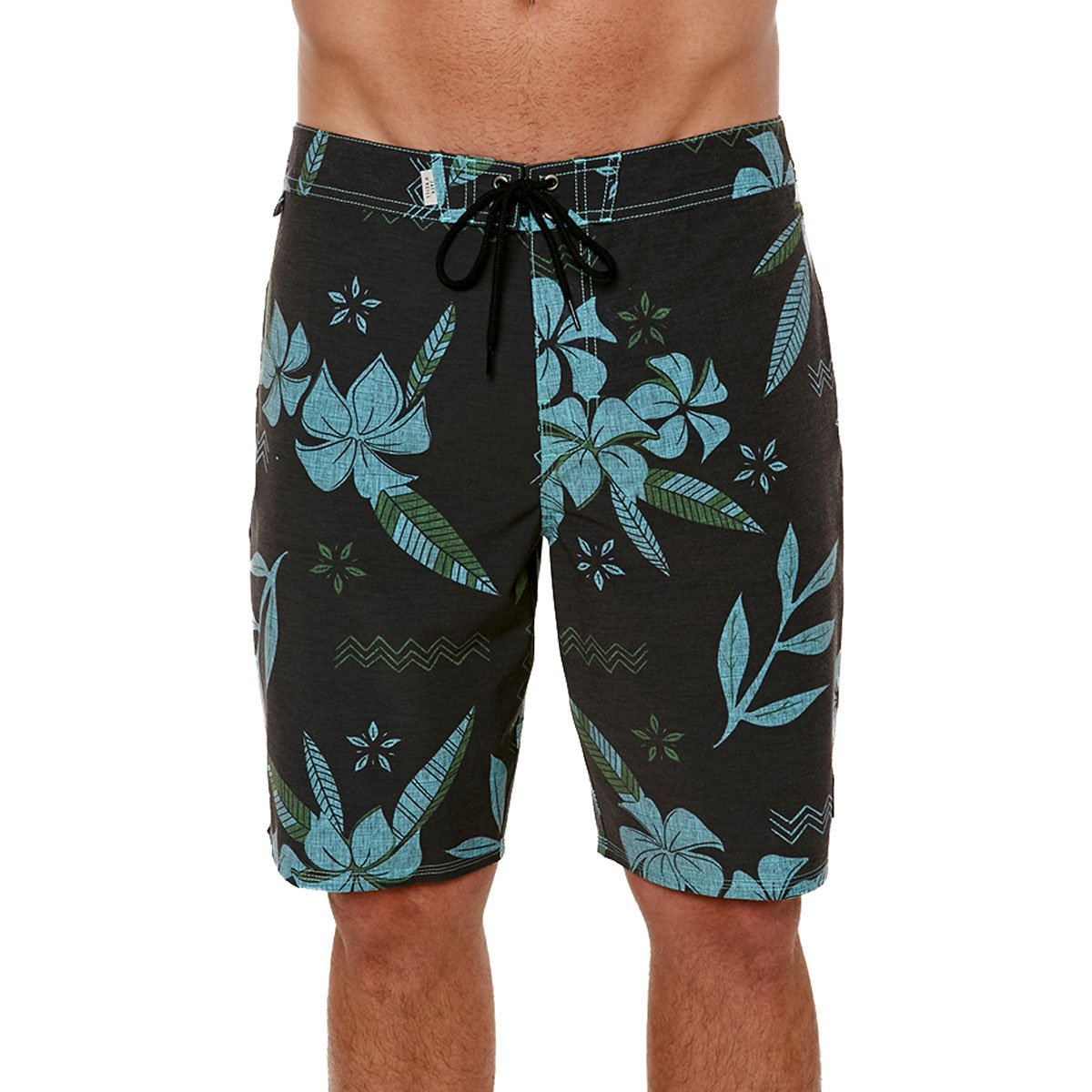 O'Neill Men's Jack Maui Boardshorts,38,Black