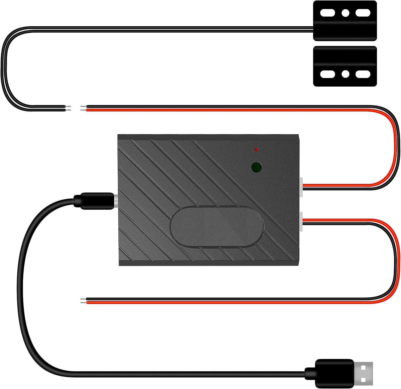 EACHEN Smart Garage Door Opener, No Hub Required, ewelink APP Remote Control, Compatible with Alexa, Google Assistant and IFTTT