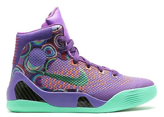 the latest f4c76 f2b73 Nike Kobe IX 9 Elite GS  Purple Venom -Size 7y  Amazon.ca  Shoes   Handbags