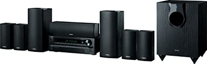 Onkyo HT-S5600 7 1-Channel Home Theater Receiver/Speaker Package