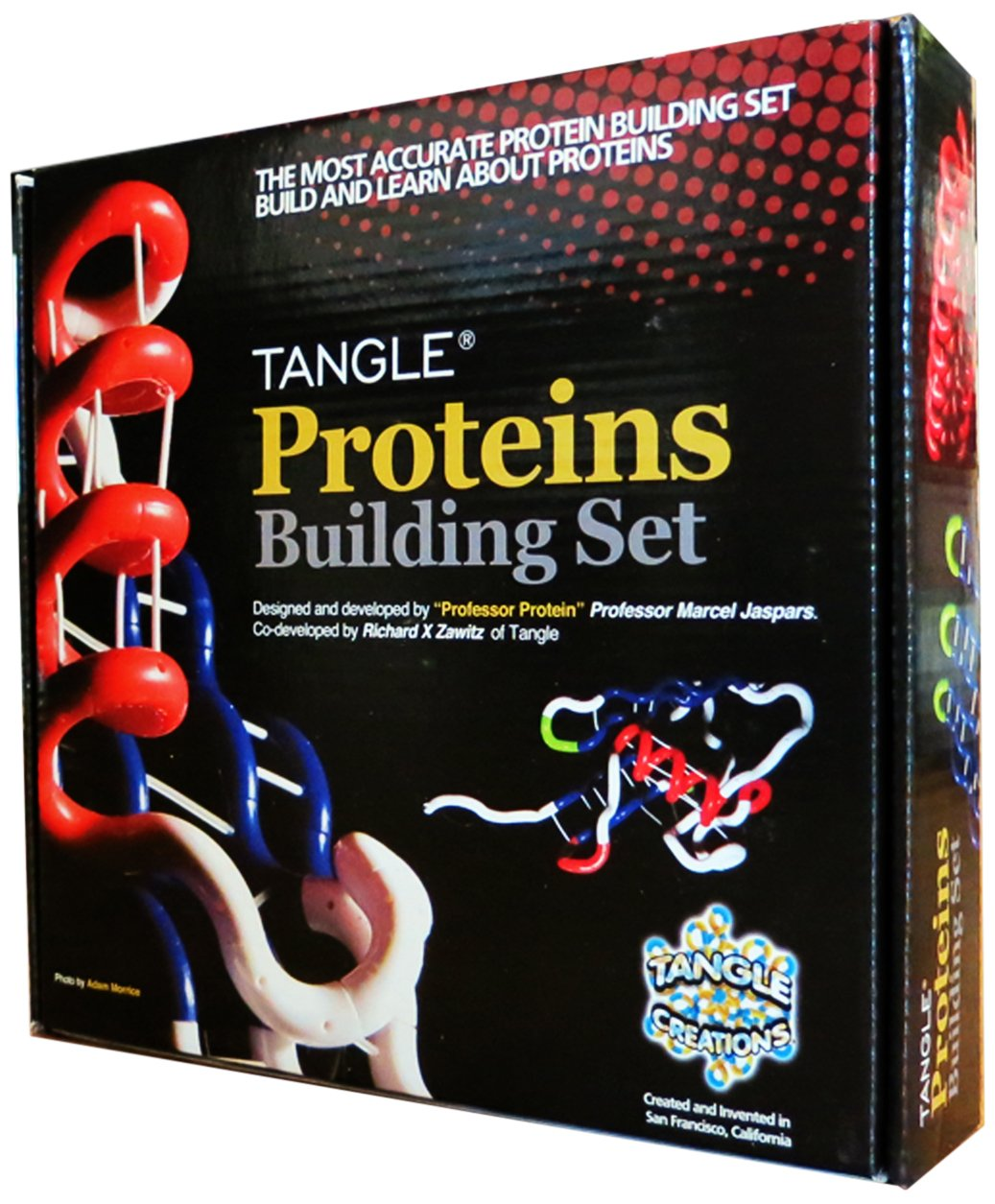 Tangle Creations Protein Bulding Set Inc Toys 130