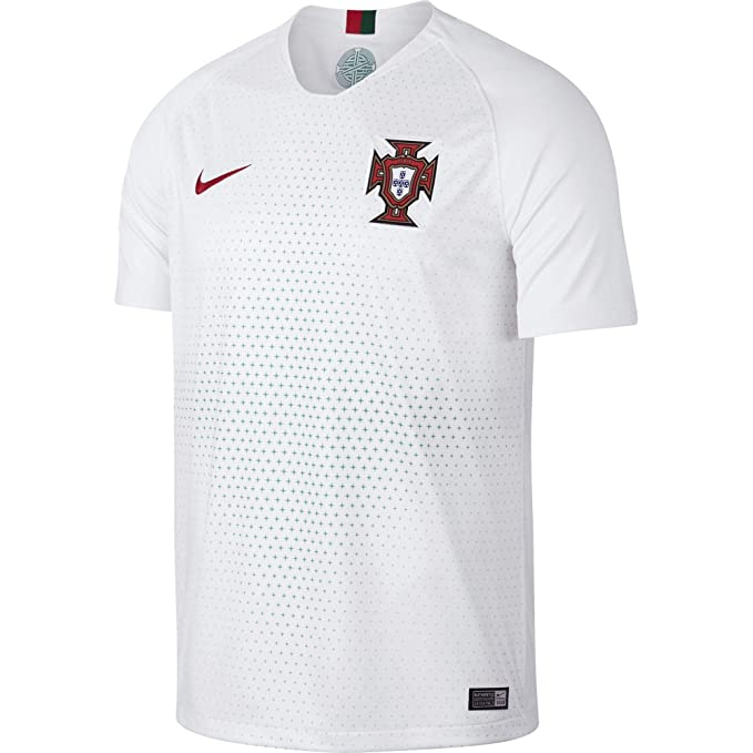 on wholesale quality design to buy Amazon.com: Nike Portugal Away Jersey 2018: Clothing