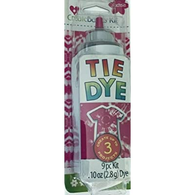 Create Basics Tie Dye Kit Pink: Toys & Games