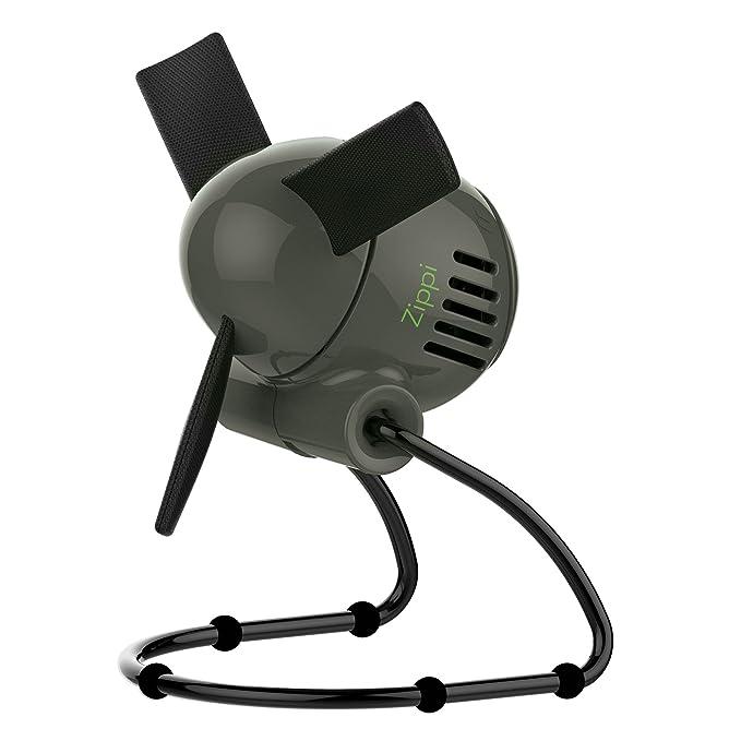 Vornado Zippi Personal Fan, Graphite Gray