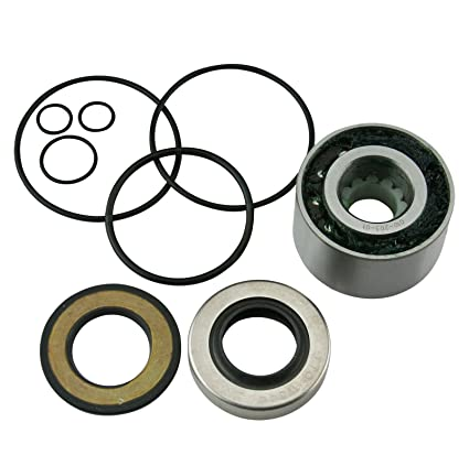 SeaDoo Sea-Doo Jet Pump Rebuild Repair Kit Bearing, Seals & O-Rings  2002-2003 GTX / Supercharged / Wake 4-Tec 4Tec
