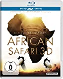 African Safari 3d [Blu-ray] [Import allemand]