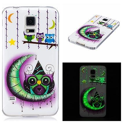 samsung galaxy s5 case owl