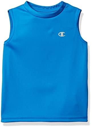 2cf6f4186696 Amazon.com  Champion Boys Performance Tank  Clothing