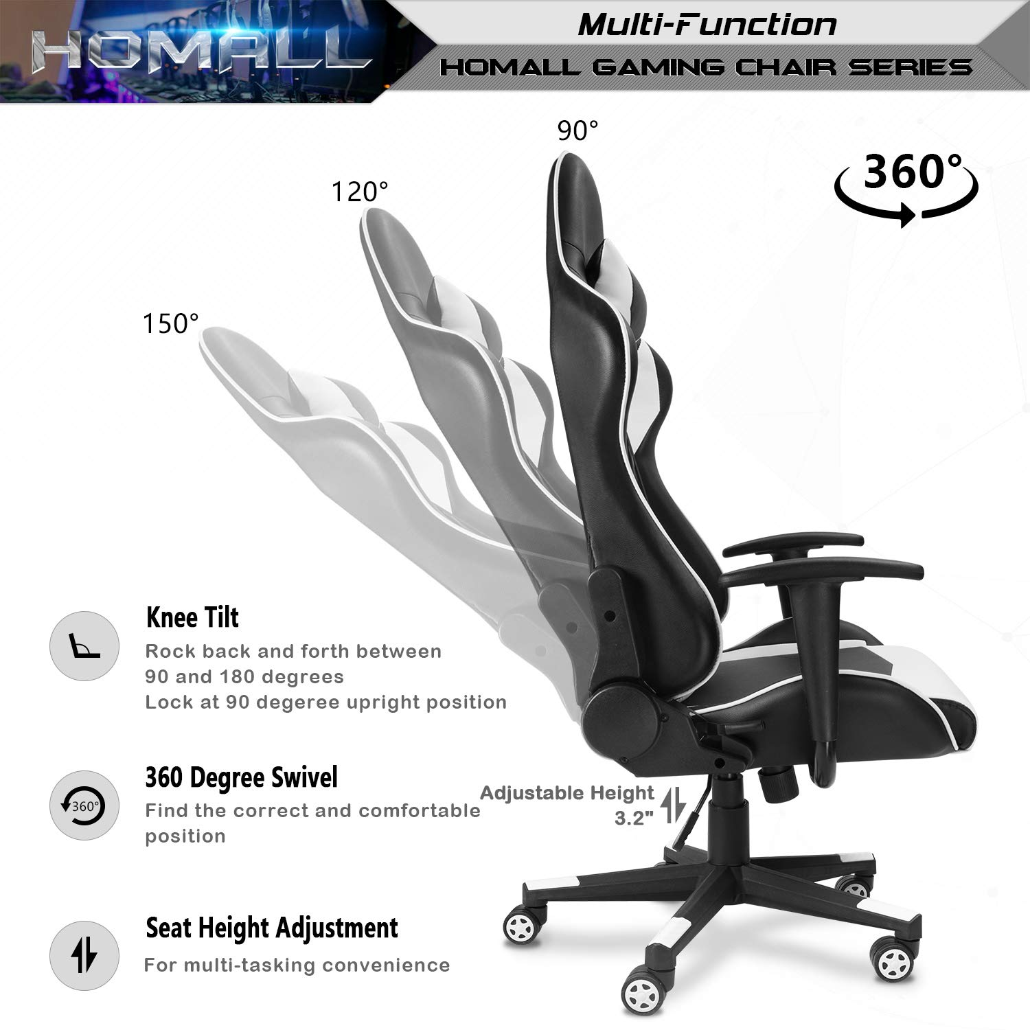 Best Gaming Chair Reviews to Boost your Gaming Experience 4