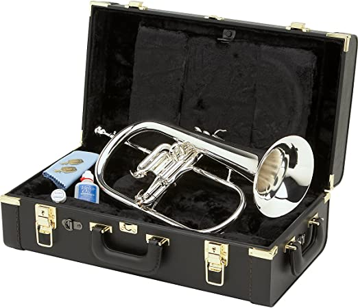 Yamaha Professional Flugelhorn FYH-8315GS- Silver-Plated