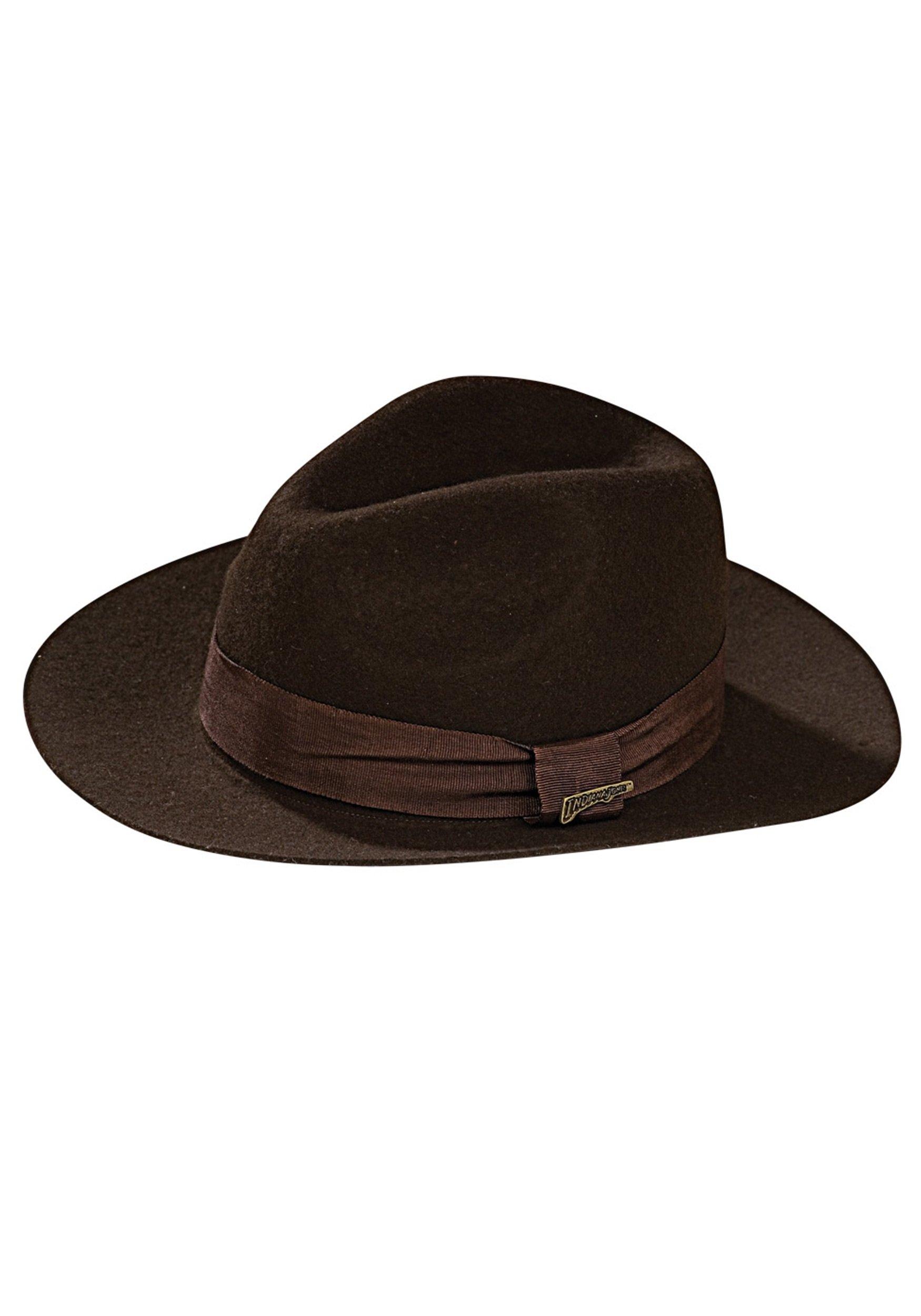 Adult Deluxe Indiana Jones Hat - ST
