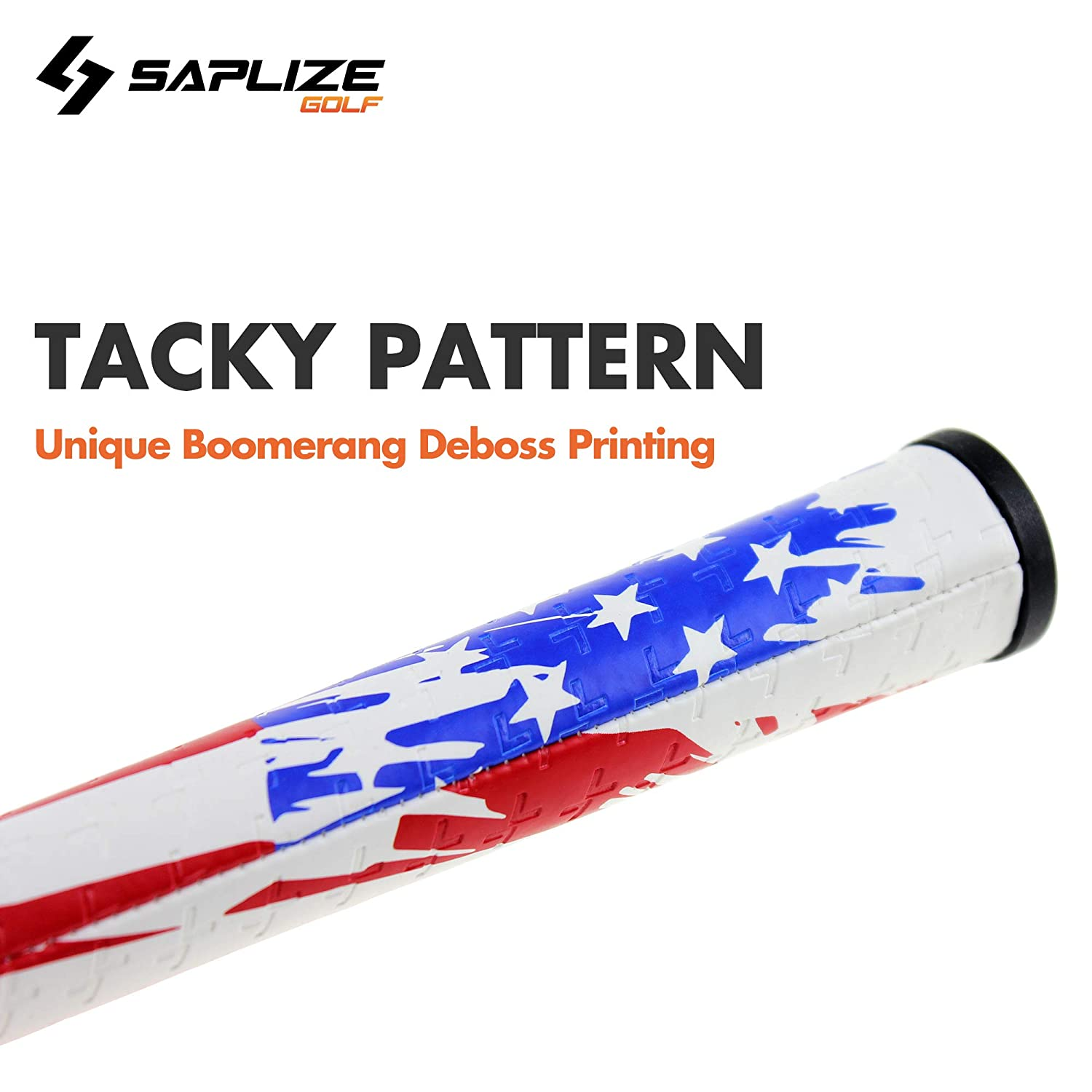 Amazon.com: SAPLIZE Golf Putter Grip, Golf Club Grips ...