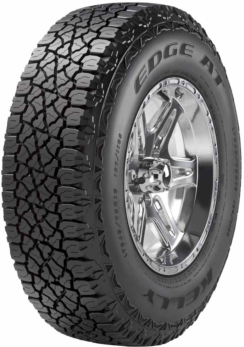 Kelly Edge AT All-Terrain Radial Tire - 225/75R15 102S