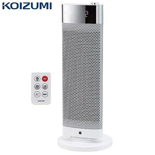 2つのセンサーで快適!KOIZUMI「セラミックヒーター KPH-1080/H」