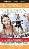 15-Minute German (Eyewitness Travel)