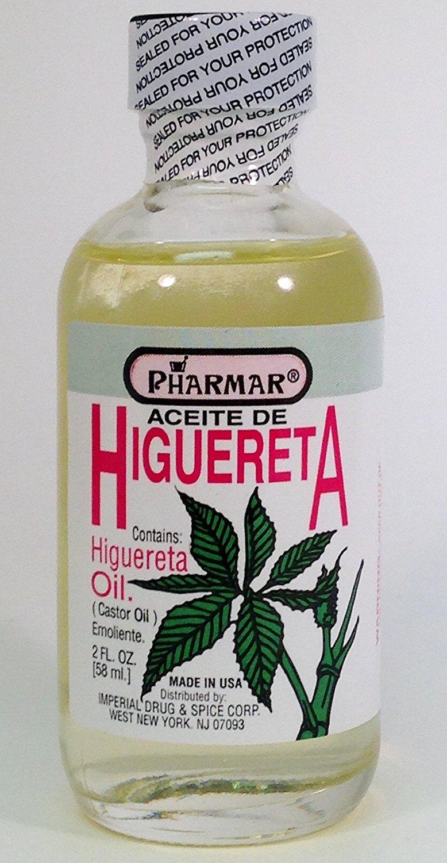 Aceite De Higuereta 2 Oz. Castor Oil (Aceite Ricino)