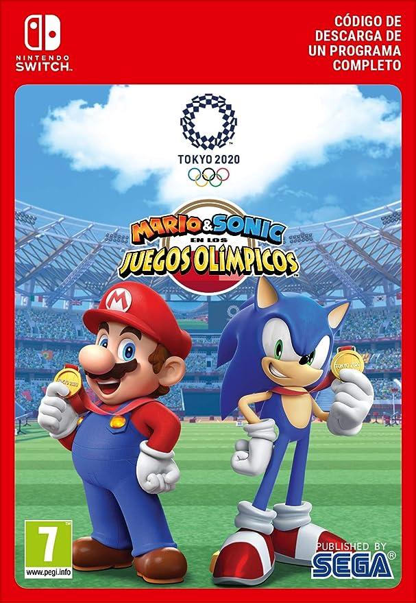 Mario & Sonic en los Juegos Olímpicos: Tokio 2020 Standard ...