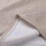 Nihewoo Womens Plus Size T Shirt Sparkle Sequin